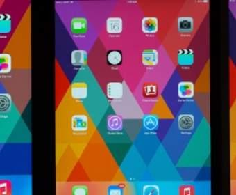 Retina-дисплей планшета iPad mini назвали блеклым