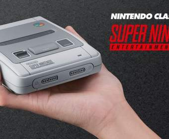 Осенью Nintendo выпустит переиздание 16-битной консоли SNES