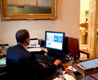 Сирийские хакеры взломали аккаунты Обамы в Twitter и Facebook