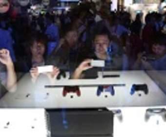Sony обещает продать 3 млн приставок PlayStation 4 до конца 2013 года