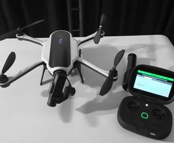 GoPro прекратит делать дроны и уволит 20 процентов сотрудников