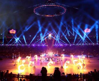 Хакеры напали на Олимпиаду во время церемонии открытия