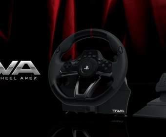 Обзор игрового руля Hori Racing Wheel Apex