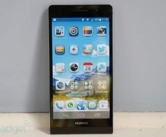 Huawei представила самый тонкий в мире аналог iPhone