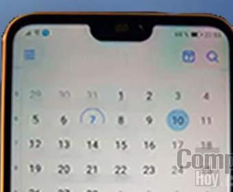 Huawei P20 Lite появился на реальных изображениях с монобровью