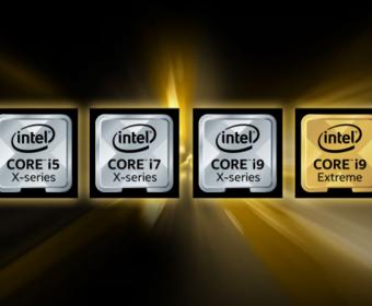 Компания Intel готовится представить процессоры i9 для ноутбуков