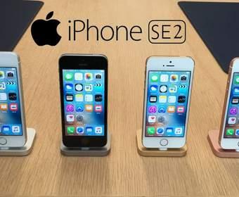 Apple iPhone SE 2 будет оснащен 4,2-дюймовым экраном и появится на WWDC?