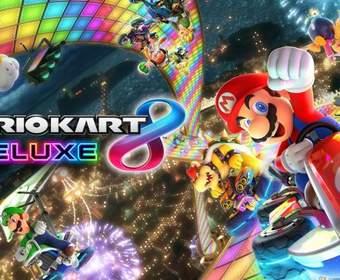 Обзор игры Mario Kart 8 Deluxe