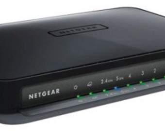 Беспроводной роутер Netgear N750