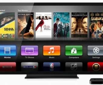 Никакого телевизора Apple TV до 2014 года