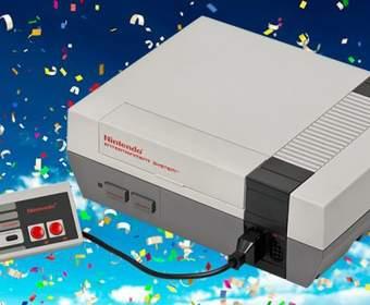 Игровой консоли Nintendo Entertainment System исполнилось 30 лет