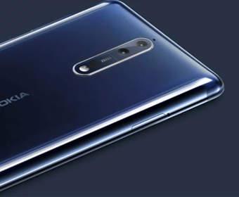 Утечки Nokia 8 Sirocco раскрывают ключевые характеристики