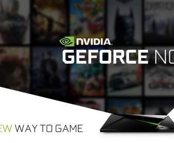 Nvidia запускает игровой стриминговый сервис Geforce Now