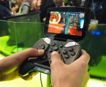 Официально: поставки консоли Nvidia Shield начнутся в конце июля