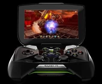 Предзаказы на портативную игровую консоль NVIDIA Shield стартуют 20 мая