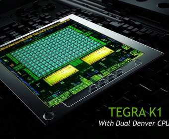 Microsoft внедрит процессор Nvidia Tegra K1 в планшет Surface 3