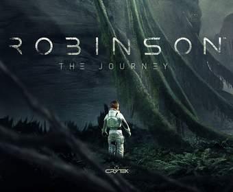 Обзор игры Robinson: The Journey: виртуальная реальность Юрского периода