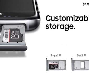 Samsung Galaxy S9 будет поддерживать 2 Sim карты в Европе