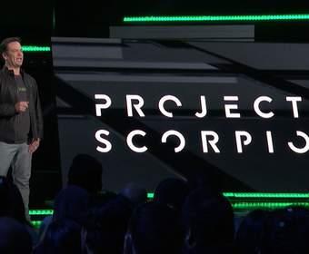 Microsoft подогревает интерес публики к своей новой игровой консоли