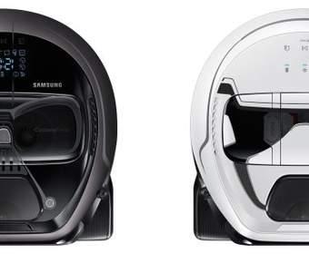 Samsung выпустит умные пылесосы в стиле Star Wars