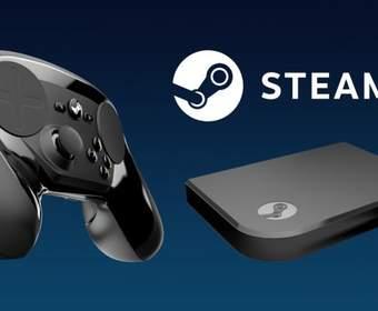 Обзор игрового контроллера Steam Controller и приставки Steam Link