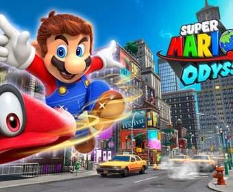 Обзор игры Super Mario Odyssey