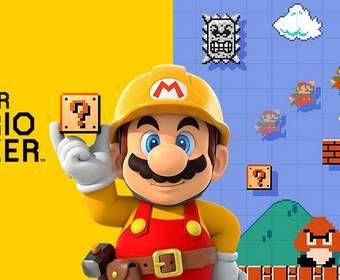 Обзор игры Super Mario Maker: сам себе геймдизайнер