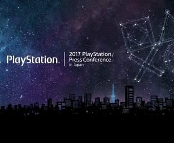 Итоги конференции Sony в рамках выставки Tokyo Game Show 2017