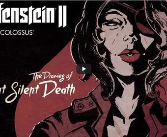 Второй DLC Wolfenstein II теперь доступен, вот трейлер
