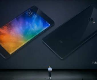 Xiaomi Mi Note 2: 5,7-дюймовый двойной изогнутый дизайн, Snapdragon 821, 6 Гб оперативной памяти и многое другое