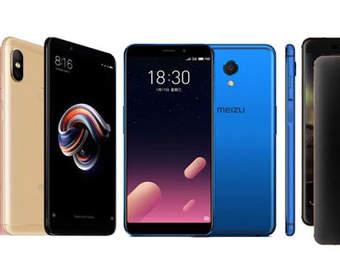 Сравнение: Xiaomi Redmi Note 5 Pro vs Meizu M6s vs Nokia 6 (2018)