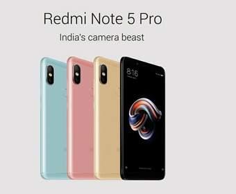 Полные характеристики Xiaomi Redmi Note 5 и Redmi Note 5 Pro