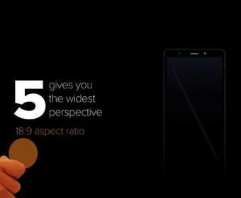 Рендер Xiaomi Redmi Note 5 показывает двойные задние камеры, дисплей 18:9