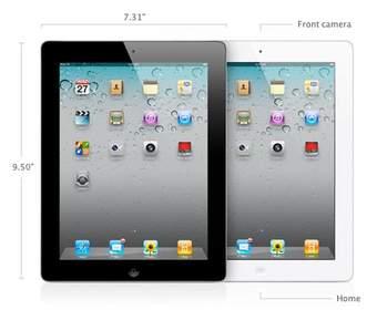 Apple переходит на дисплеи от Samsung для iPad 2?