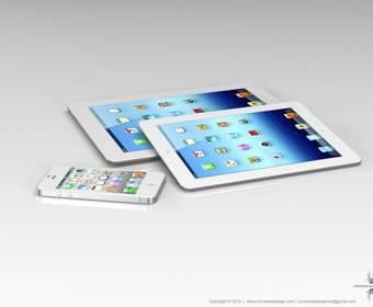 В Apple все-таки работают над 7.85-дюймовым iPad
