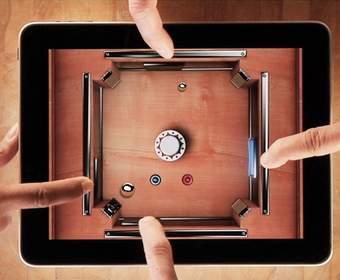 Несколько игроков на одном iPad: игры с локальным мультиплеером