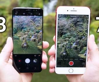 Важные достоинства смартфона Samsung Galaxy S8 Plus
