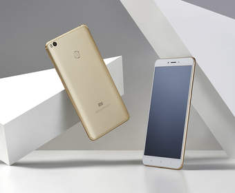 Xiaomi Mi Max 2 – мощный и увесистый смартфон!