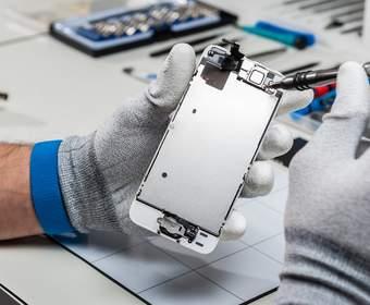 Частые поломки телефона бренда Apple