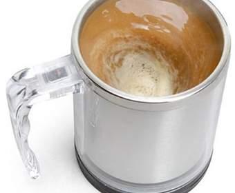 Выкиньте чайные ложечки, теперь есть кружка с пропеллером