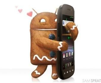 LG Optimus 3D и HTC Desire Z переходит на Android 2.3 Gingerbread