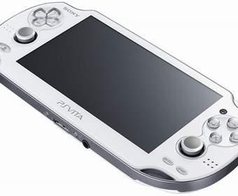 В Японии будут запущены белая и специальная версии консоли PS Vita