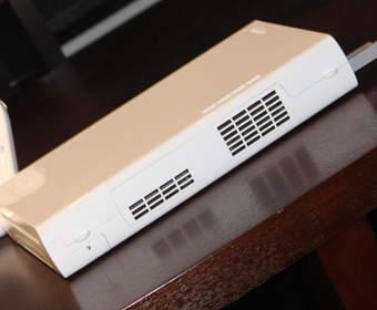 Благодаря снимкам консоли Nintendo Wii U стали известны её новые детали