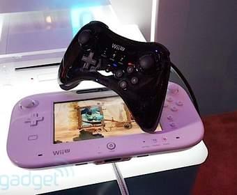 E3 2012: время автономной работы контроллера Wii U составляет 3-5 часов